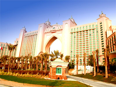 Rating 5 Star Hotel Atlantis The Palm Dubai